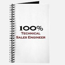 100 Percent Technical Sales Engineer Journal