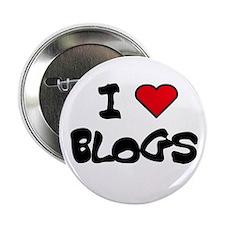 """I love Blogs"" Button"