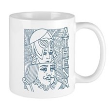 ATHENA and ZEUS Mug