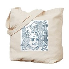 ATHENA and ZEUS Tote Bag