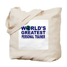 World's Greatest Personal Tra Tote Bag
