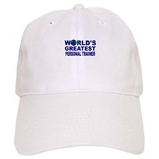 World's Greatest Personal Tra Baseball Cap