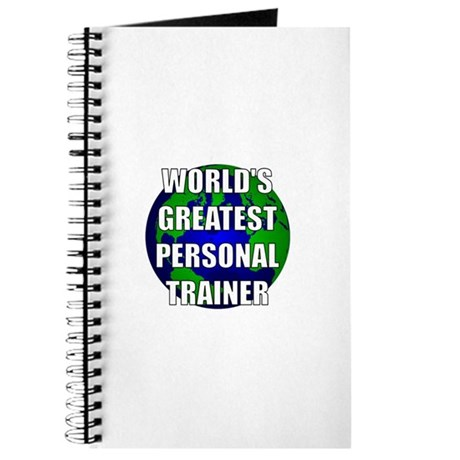World's Greatest Personal Tra Journal