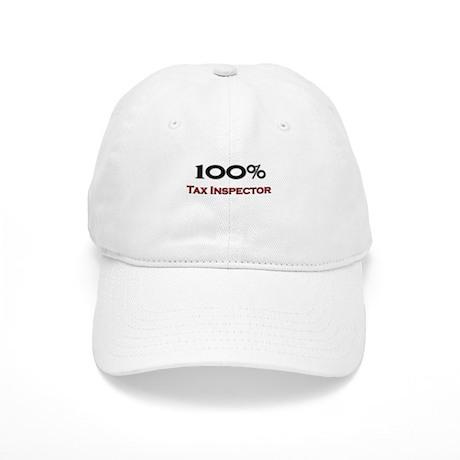 100 Percent Tax Inspector Cap