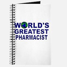 World's Greatest Pharmacist Journal