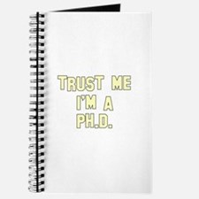 Trust Me I'm a Ph.D. Journal