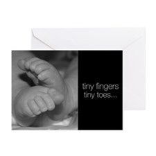 tiny fingers tiny toes december (Pk of 20)