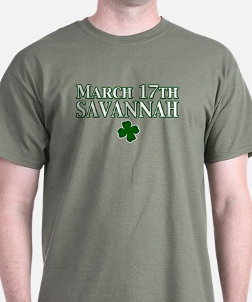 March 17 Savannah T-Shirt