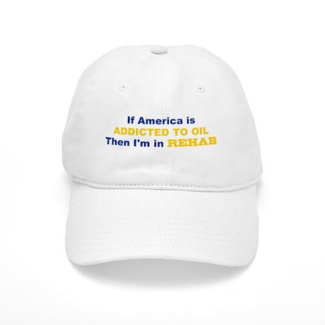 Addicted to Oil Cap