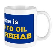 Addicted to Oil Mug