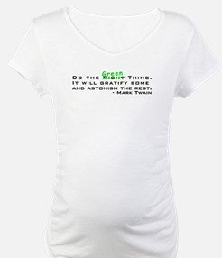 Do the Green Thing Shirt