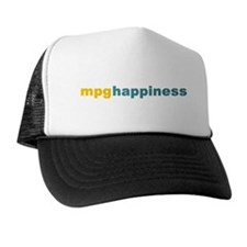 mpg happiness Trucker Hat