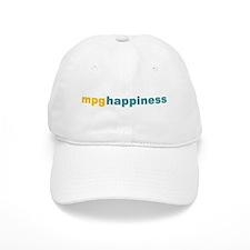 mpg happiness Baseball Cap