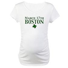 March 17 Boston Shirt