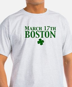 March 17 Boston T-Shirt