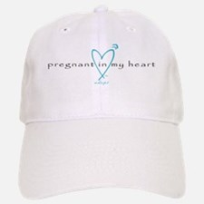 Pregnant in My Heart Baseball Baseball Cap