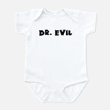 Dr. Evil Infant Bodysuit