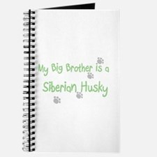 """""""My Big Brother is a Siberian Journal"""