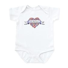 Love My Engraver Infant Bodysuit