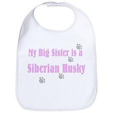 """""""My Big Sister is a Siberian Bib"""