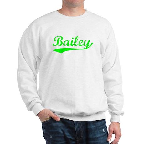 Vintage Bailey (Green) Sweatshirt