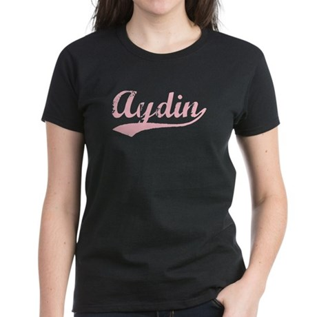 Vintage Aydin (Pink) Women's Dark T-Shirt