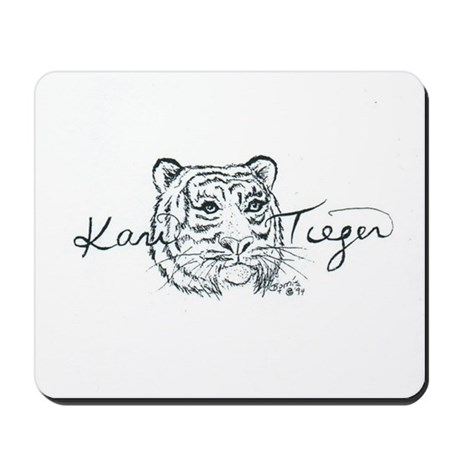 Kari Tieger Mousepad