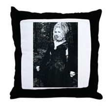 Trilogy of Nightsongs Throw Pillow