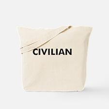 Civilian Tote Bag