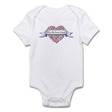 Love My Electrical Engineer Infant Bodysuit