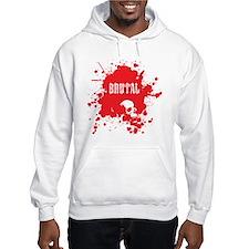 Brutal Blood Hoodie
