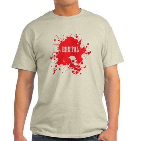 Brutal Blood Light T-Shirt