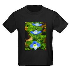 Three Speedwell Flowers T