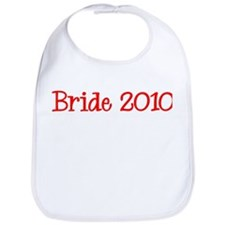 Bride 2010 Bib