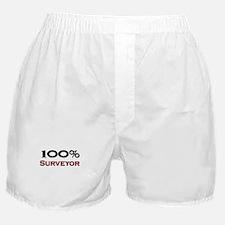 100 Percent Surveyor Boxer Shorts