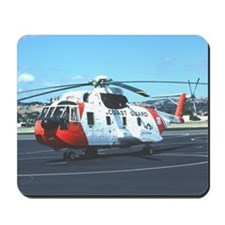 Coast Guard Giant Mousepad