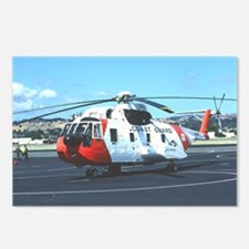 Coast Guard Giant Postcards (Package of 8)