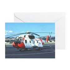 Coast Guard Giant Greeting Cards (Pk of 10)