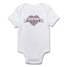 Love My Docent Infant Bodysuit