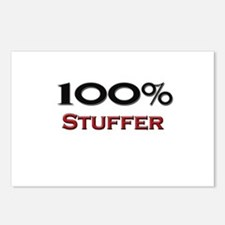 100 Percent Stuffer Postcards (Package of 8)