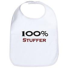 100 Percent Stuffer Bib
