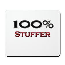 100 Percent Stuffer Mousepad