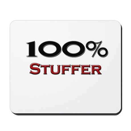 100 Percent Stuffer Mousepad