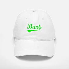 Vintage Bart (Green) Baseball Baseball Cap