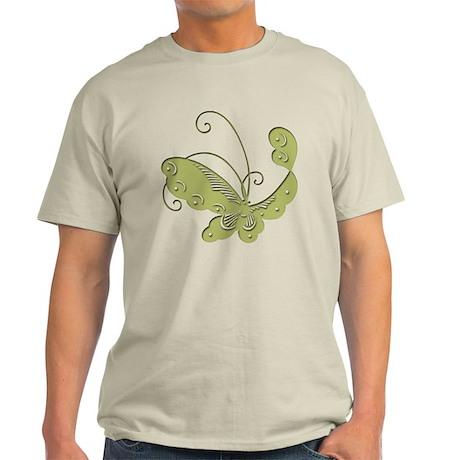 Filigree Butterfly Light T-Shirt
