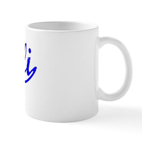 Vintage Kayli (Blue) Mug