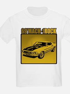69 Mach-1 Rocks! T-Shirt