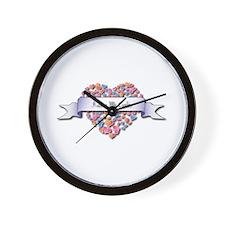 Love My Curler Wall Clock