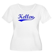 Vintage Kellen (Blue) T-Shirt