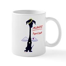 Greyhound Mug/almost perfect